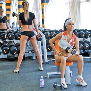 Фитнес-клубы Хабаровска