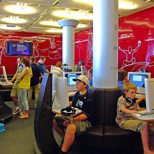 Интернет-кафе Хабаровска