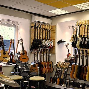 Музыкальные магазины Хабаровска