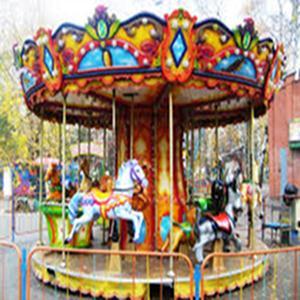 Парки культуры и отдыха Хабаровска