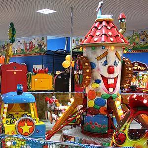 Развлекательные центры Хабаровска