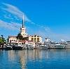 Речные и морские вокзалы в Хабаровске