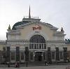 Железнодорожные вокзалы в Хабаровске