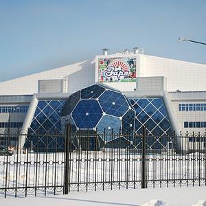 Спортивные комплексы Хабаровска