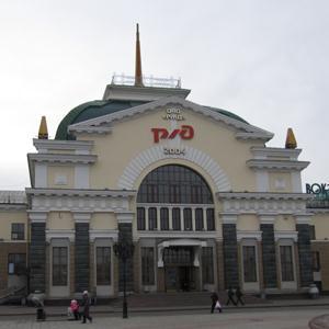 Железнодорожные вокзалы Хабаровска